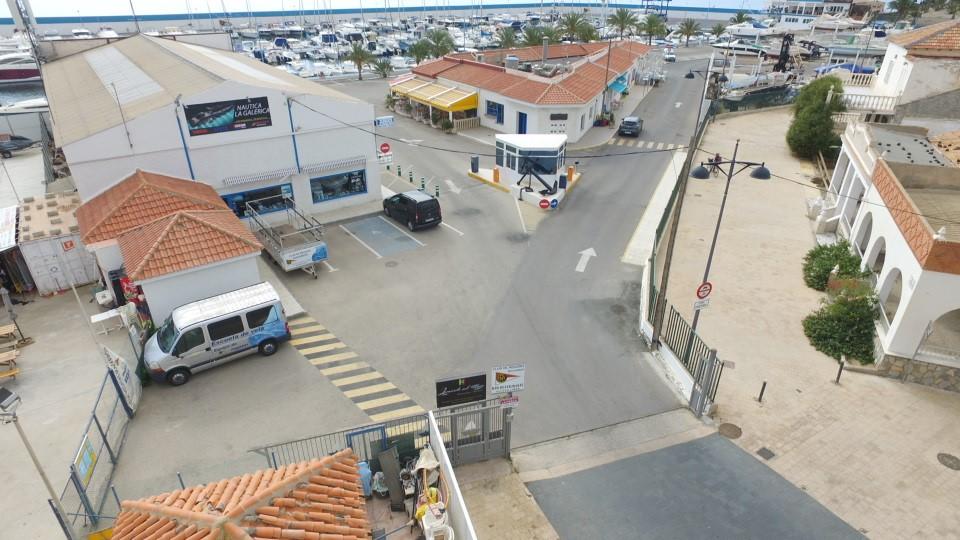 imagen entrada Club Regatas Mazarron