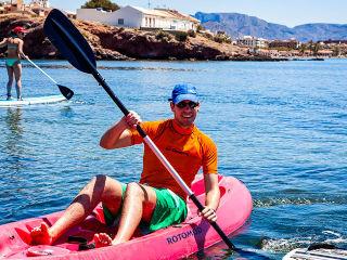 Kayak Escuela Grimpola